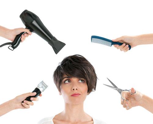 Nếu mơ thấy bị cắt tóc ngắn có thể trong dịp tới bạn sẽ phải đi xa nhà
