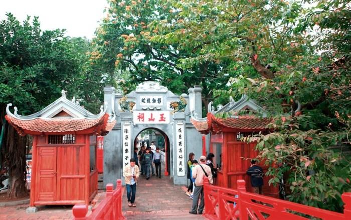 Phong tục đi lễ chùa đầu năm