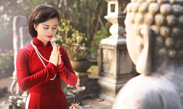 Quy tắc khi đi lễ chùa