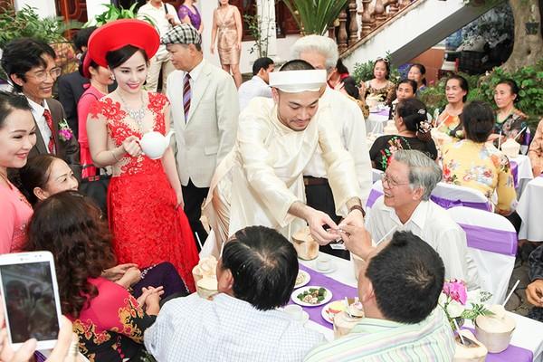 Nghi lễ cưới hỏi của người Miền Trung