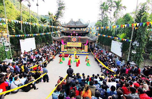 Phong tục lễ chùa-lễ hội chùa hương đầu năm