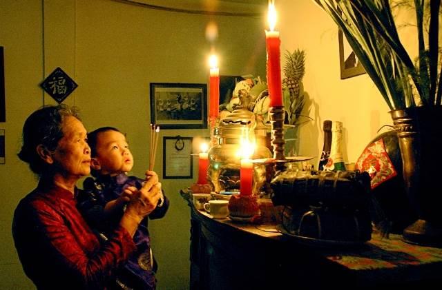 Tín ngưỡng thờ cũng tổ tiên của dân tộc Việt Nam
