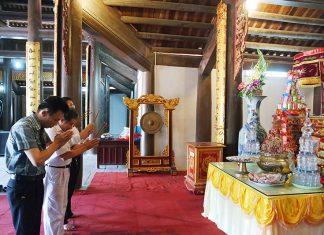 tín ngưỡng thờ cúng tổ tiên của dân tộc Việt
