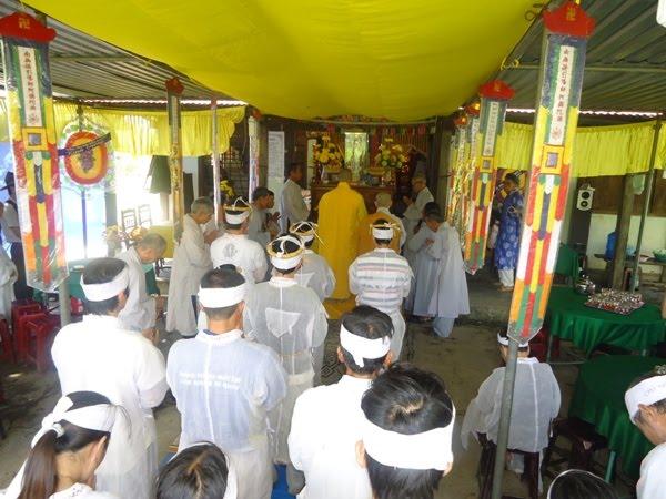 Nghi lễ trong phong tục tang ma người Việt