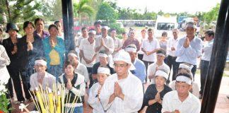Nghi lễ trong tổ chức tang ma của người Việt