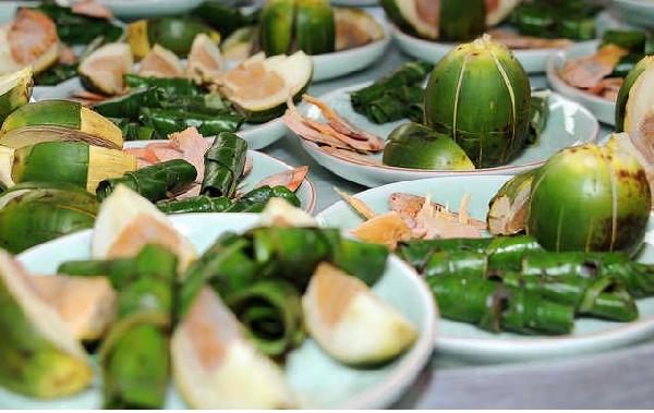 Phong tục ăn trầu Phú Lễ, ngôi làng nghiện trầu nhất Thủ Đô