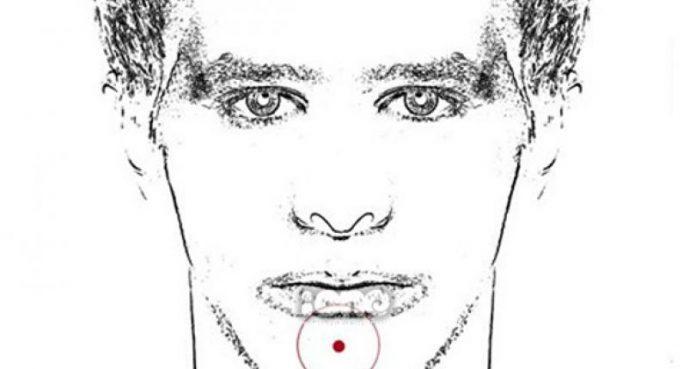 xem bói vị trí nốt ruồi ở cằm nam nữ