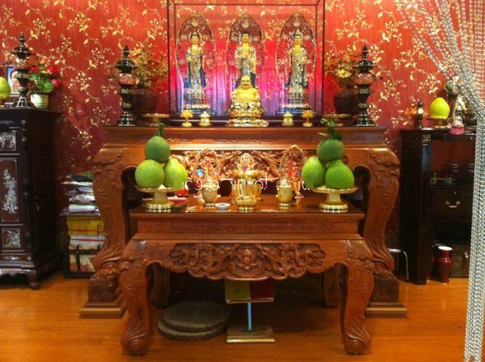 ý nghĩa thờ cúng tổ tiên người Việt