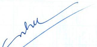 Chữ ký phong thủy giúp mang lại sự may mắn, thành công, thành đạt
