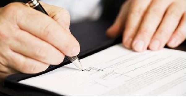 Chữ ký phong thủy giúp mang lại sự thành công, thuận lợi trong giao dịch