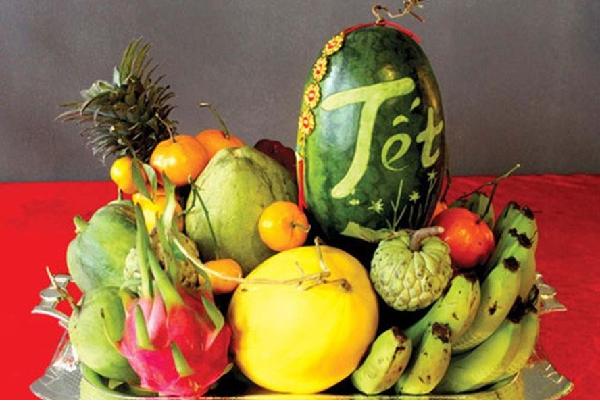 Những loại quả không thể thiếu trong dịp tết trung thu ở Việt Nam