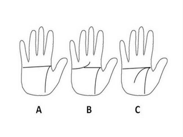 Những người có bàn tay chữ nhất có đặc điểm gì?