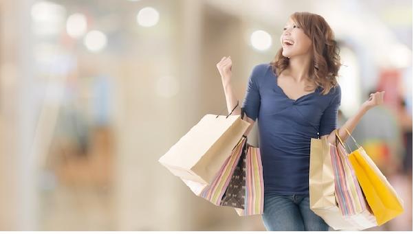 Giải mộng giấc mơ đi mua sắm là bạn sắp gặp điềm lành