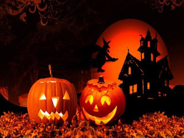 Bí ngô biểu tượng trong ngày hội Halloween