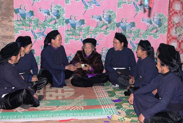 Nét đẹp trong văn hóa lễ mừng thọ của người tày
