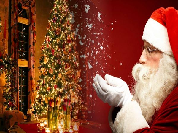 Ngày lễ Giáng Sinh ấm áp, an lành