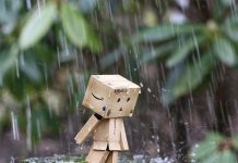 Mơ thấy mưa bão là điềm lành hay dữ?
