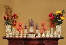 Cách bài trí bàn thờ gia tiên hút tài lộc, cầu bình an