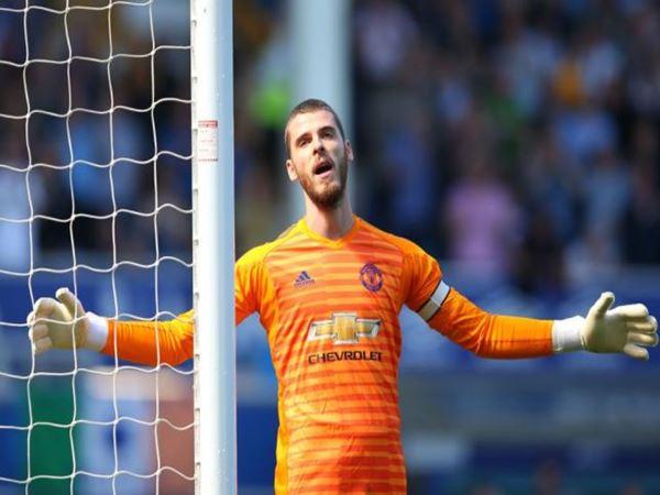 De Gea ra điều kiện ở lại Man United.