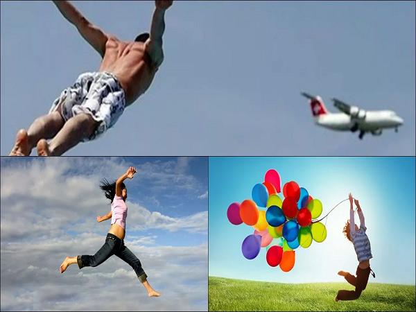 Nằm mơ thấy bay có ý nghĩa gì? dự báo trước điềm gì?
