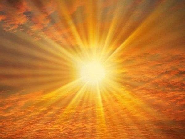 Con số may mắn trong xsmb khi mơ thấy nắng