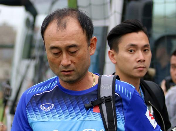 Trợ lý của HLV Park Hang Seo sẽ dẫn dắt HAGL