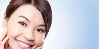 Nốt ruồi trên trán nữ, dự đoán số mệnh tính cách