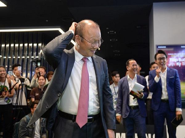 Thầy Park chưa vội gia hạn hợp đồng với bóng đá Việt Nam