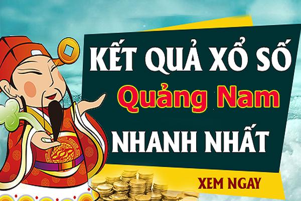 Soi cầu XS Quảng Nam chính xác thứ 3 ngày 23/07/2019
