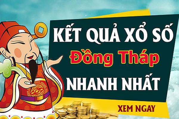 Soi cầu XS Đồng Tháp chính xác thứ 2 ngày 30/09/2019