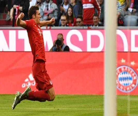 Vòng 9 Bundesliga: Bayern lên đỉnh Bundesliga