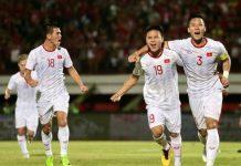 ĐT Việt Nam thăng tiến trên BXH FIFA sau trận thắngIndonesia