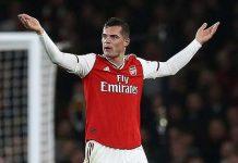 Xhaka suy sụp và khủng hoảng sau scandal với CĐV Arsenal