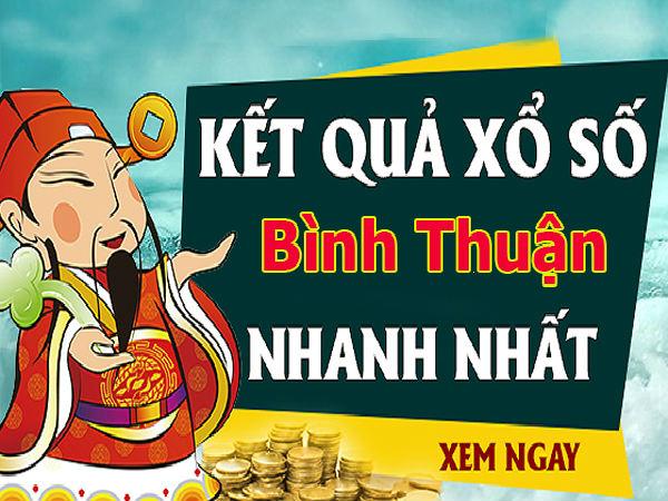 Soi cầu XS Bình Thuận chính xác thứ 5 ngày 28/11/2019