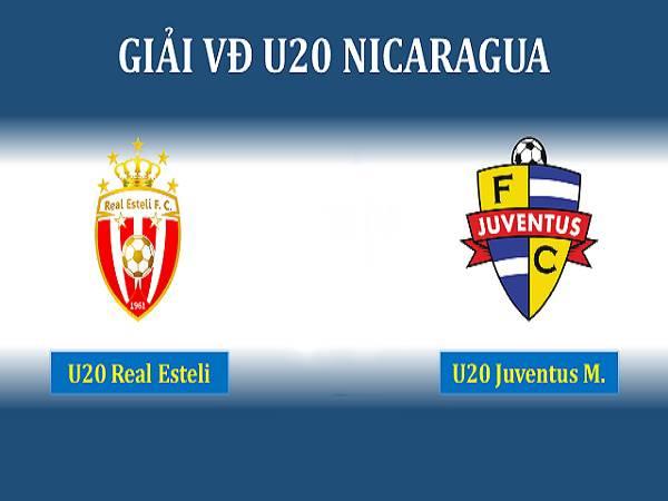 Soi kèo U20 Real Esteli vs U20 Juventus Managua, 4h30 ngày 30/4
