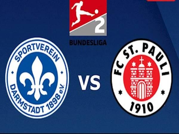 Dự đoán Darmstadt vs St. Pauli, 18h00 ngày 23/5