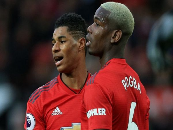 Pogba và Rashford đã sẵn sàng trở lại với phong độ tốt nhất