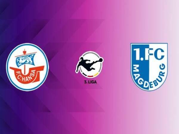 Nhận định Hansa Rostock vs Magdeburg, 01h30 ngày 10/6
