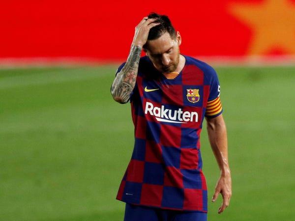 Tin bóng đá sáng 31/8: Messi có thể bị phạt nếu tiếp tục chống đối Barca