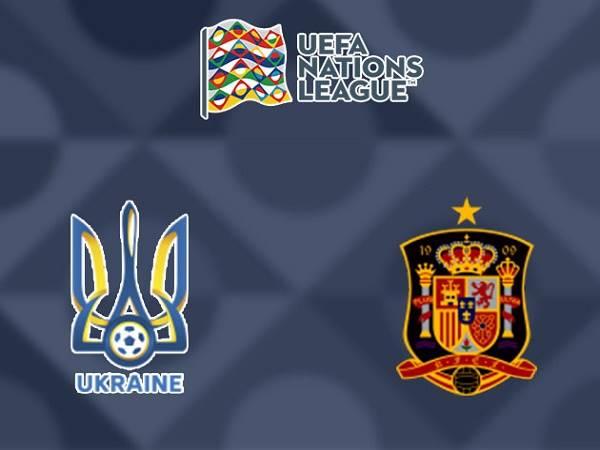 Nhận định Ukraine vs Tây Ban Nha 01h45, 14/10 - UEFA Nations League
