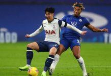 Tin bóng đá chiều 30/11: Hòa Chelsea, Tottenham trở lại ngôi đầu bảng
