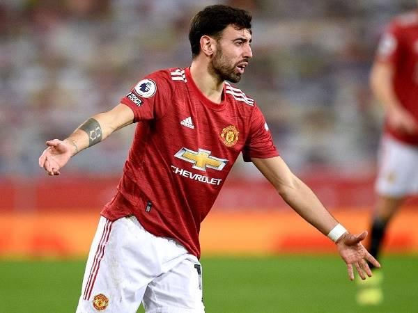 Bóng đá quốc tế tối 3/3: Fernandes bị Shaw chê đá tệ