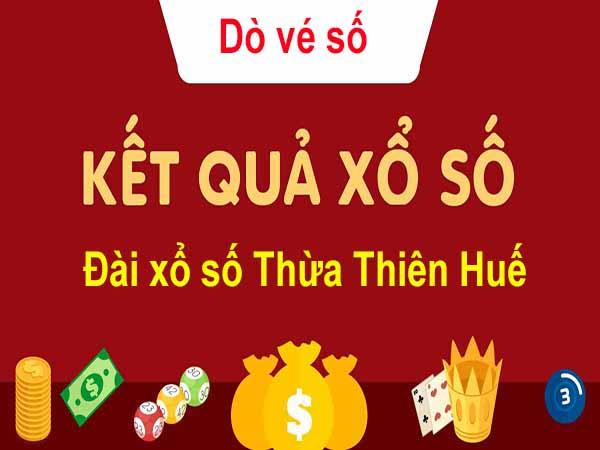 Dò vé số Thừa Thiên Huế - Cách dò XSTTH hôm nay chính xác nhất