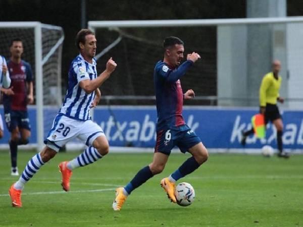 Thông tin dự đoán trận đấu Huesca vs Sociedad - 23h30 ngày 1/5. Huesca có thành tích đối đầu tốt trước Sociedad. Tuy nhiên, với phong độ bết bát hiện tại