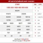 Thống kê XSMB ngày 16/6/2021