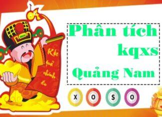 Phân tích kqxs Quảng Nam 15/6/2021