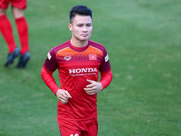 Tin thể thao 9/6: Tuyển Việt Nam lần đầu tiên thiếu vắng Quang Hải