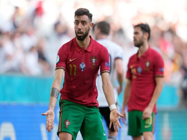 Tin bóng đá thế giới 16/7: Bruno Fernandes sức cùng lực kiệt