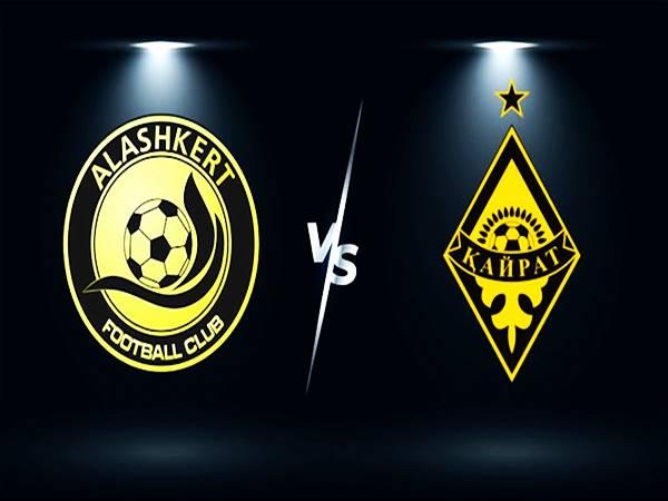Soi kèo Alashkert FC vs Kairat Almaty, 22h00 ngày 12/08 Cup C2