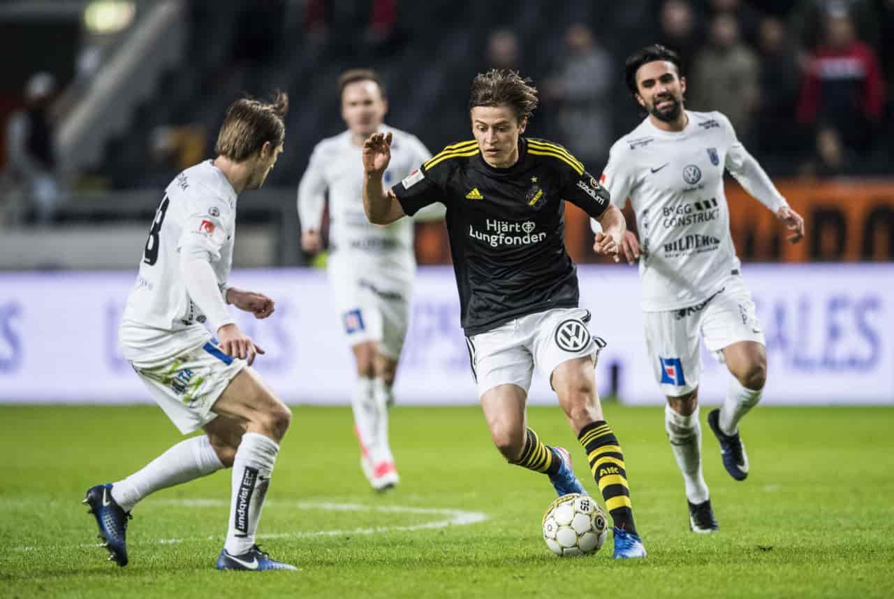Soi kèo Châu Á Degerfors vs AIK Fotboll, 0h ngày 28/9